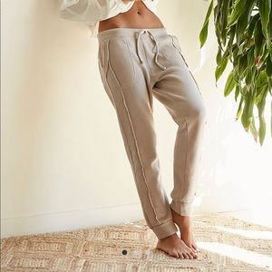 Free People Work It Out Jogger size Small